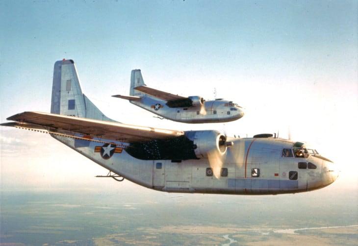 315th Air Commando Group C 123 Providers