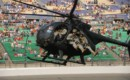 An MH 6 Little Bird from 160th SOAR carrying Special Forces Soldiers.