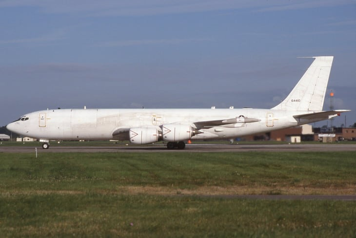 Boeing E 6A Mercury