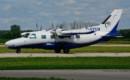 C GYUA Mitsubishi MU 2B 60 Thunder Airlines