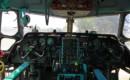 Cockpit of a C 123K Provider