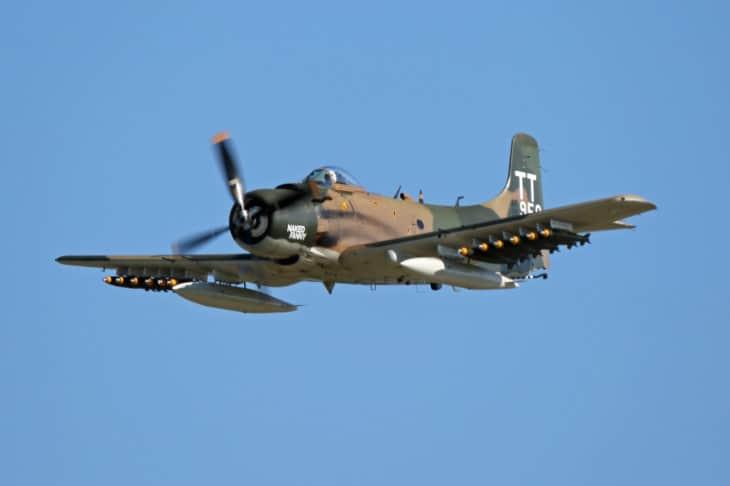 Douglas A 1 Skyraider 1