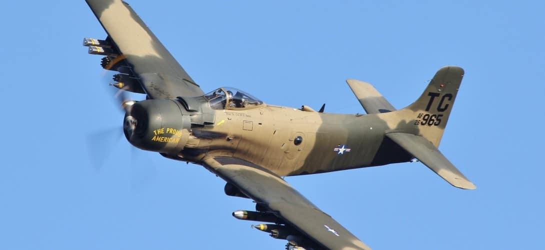Douglas A 1 Skyraider