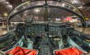 Douglas A 1E Skyraider Cockpit