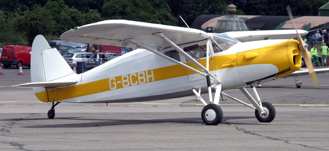 Fairchild 24R 46A Argus III