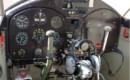 Fairchild 24W 41A Cockpit