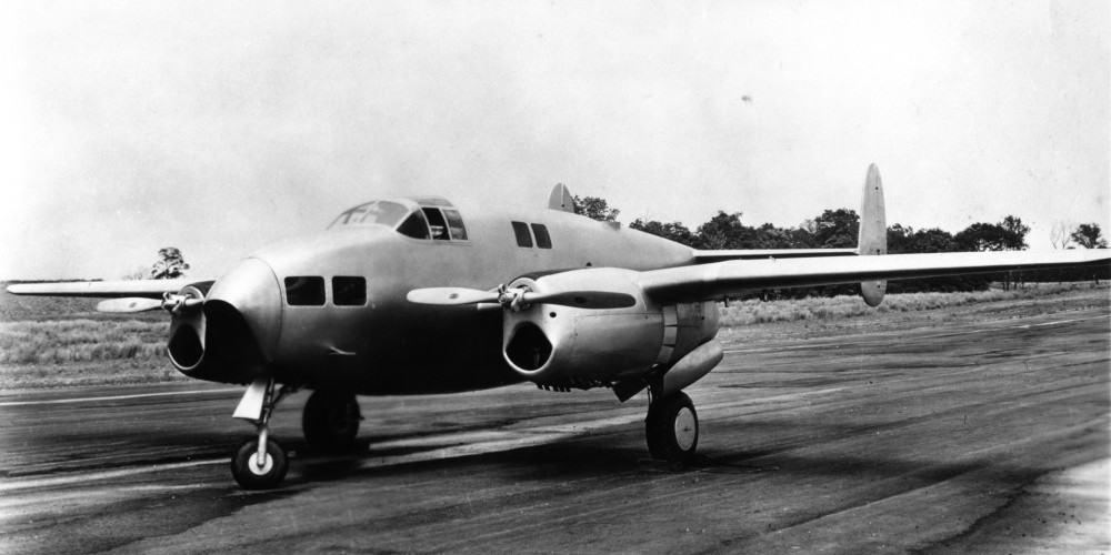 Fairchild AT 21 Gunner