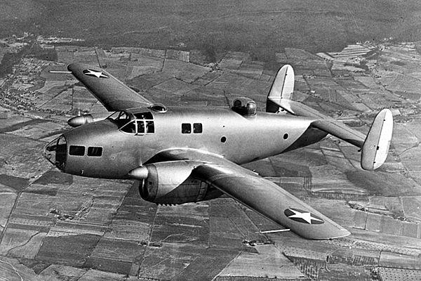 Fairchild AT 21 Gunner. 1