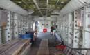 Fairchild C 119 Interior