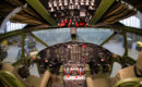 Fairchild C 119J Flying Boxcar Cockpit.