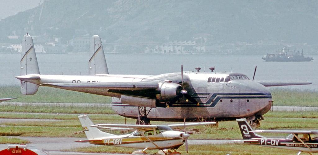 Fairchild C 82A Packet 1