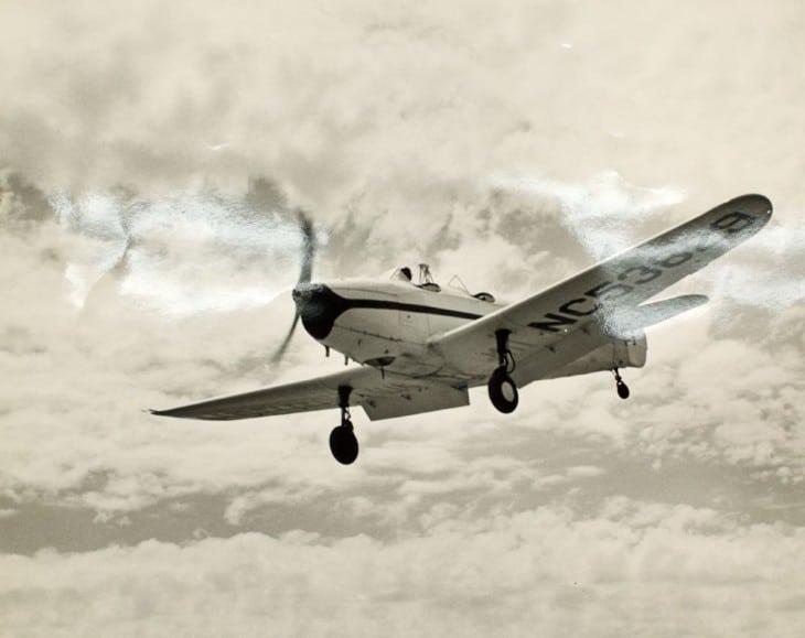 Fairchild PT 19
