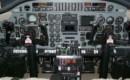 Fairchild Swearingen SA 227AT Merlin IVC cockpit