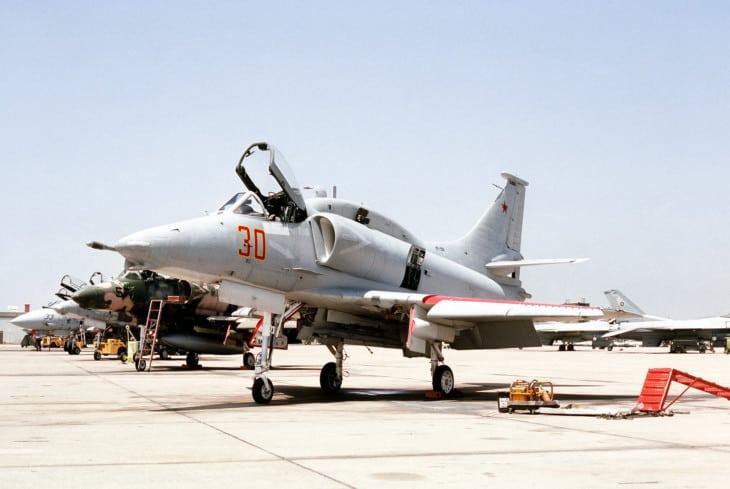 Fighter Squadron 126 VF 126 Douglas A 4 Skyhawk