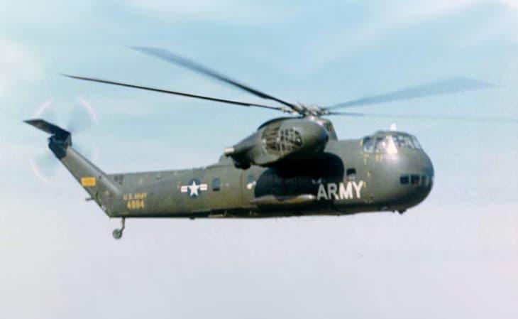 H 37B Mojave US Army