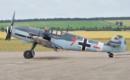 Messerschmitt Bf109G 4 'red 7