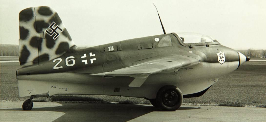 Messerschmitt Me 163 Komet 1