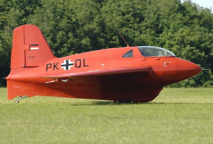 Messerschmitt Me 163B 1a Komet