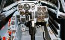 Messerschmitt Me 262A cockpit