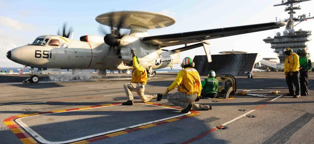 Northrop Grumman E 2C 22Hawkeye22