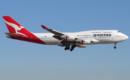 QANTAS Boeing 747 400ER VH OEG