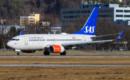 SAS Scandinavian Airlines Boeing 737 700