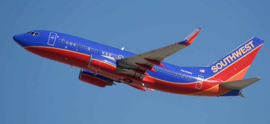 Southwest Airlines Boeing 737 700 1