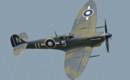 Supermarine Seafire LF.IIIc 'PP972 11 5