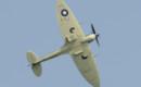 Supermarine Seafire LF.IIIc underside.