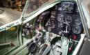 Supermarine Spitfire Mk XI cockpit