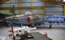 Supermarine Swift FR.5 at Newark Air Museum.