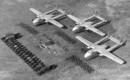 Three Fairchild C 82 Packet