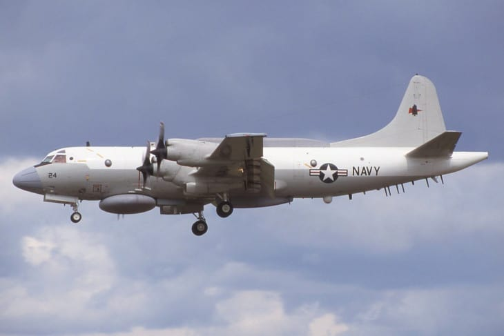 lockheed EP 3E Orion