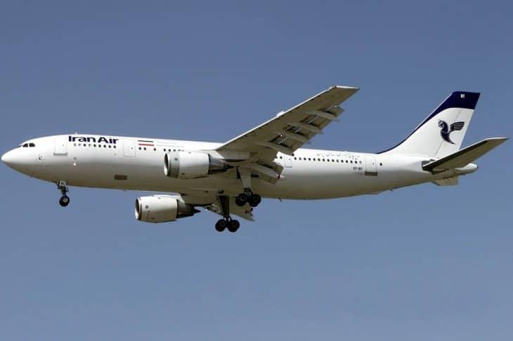 A300B2-203 Iran Air
