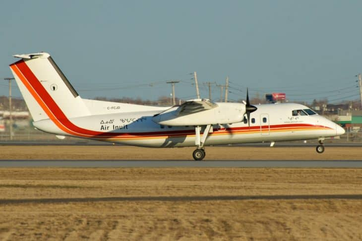 Air Inuit Dash8 100