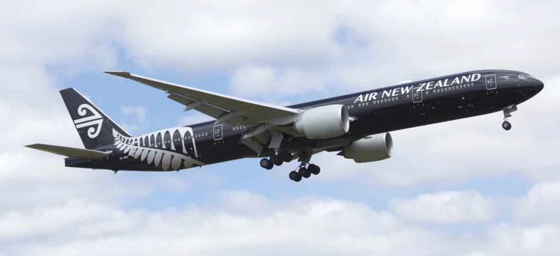 Air New Zealand Boeing 777 300ER