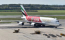 Airbus A380 861 'A6 EEV Emirates