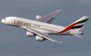 Airbus A380 861 Emirates