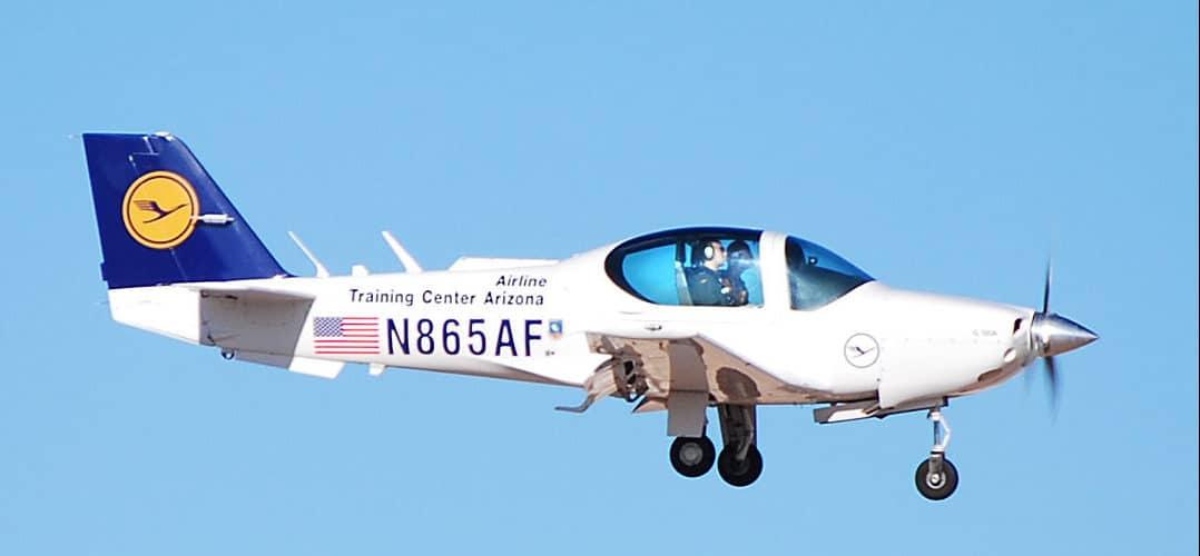 Airline Training Center Arizona Inc. GROB WERKE G 120A