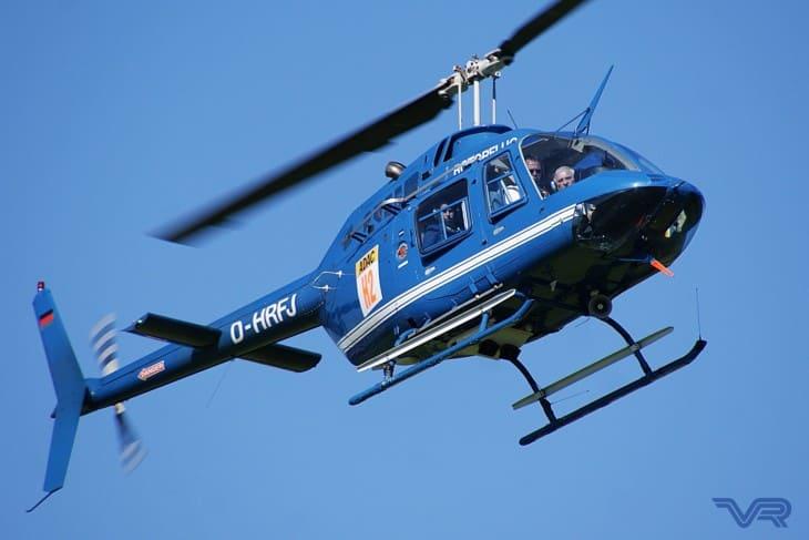 Bell 206B 3 JetRanger III D HRFJ