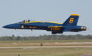 Blue Angel 6 at Wings Over Houston 2016