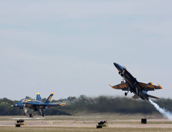 Blue Angels 5 and 6