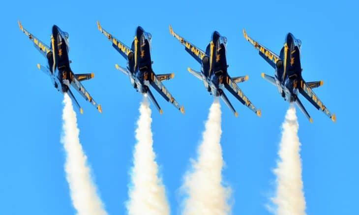 Blue Angels Miramar Air Show 2014