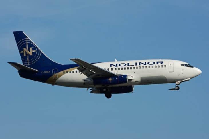 Boeing 737 200 Nolinor