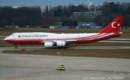 Boeing 747 8 BBJ Turkiye Cumhuriyeti