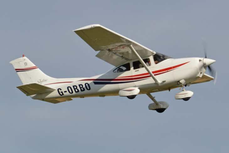 Cessna 182S Skylane 'G OBBO