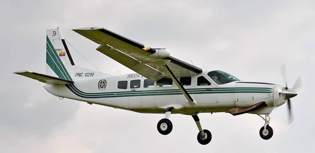 Cessna 208 Caravan PNC 0219 1