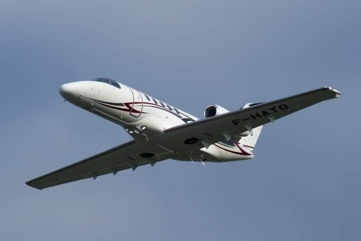 Cessna 525C CitationJet 4