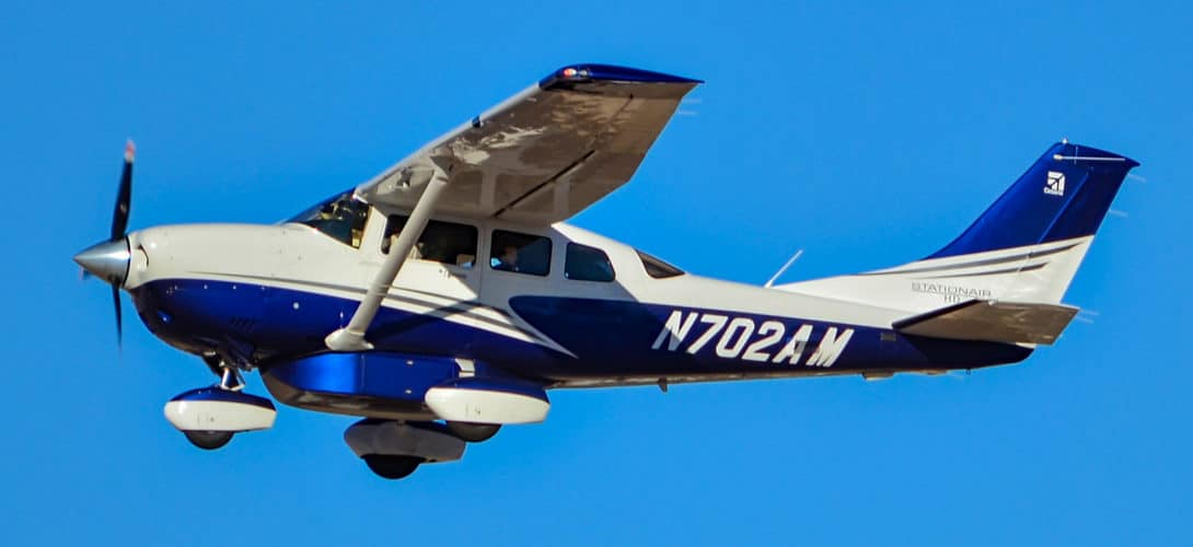 Cessna T206H Turbo Stationair HD N702AM