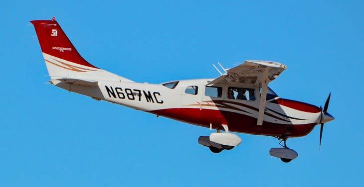 Cessna Turbo 206H Stationair N687MC